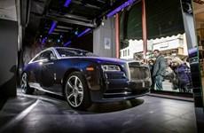 Doanh số của Rolls-Royce giảm lần đầu tiên trong một thập kỷ