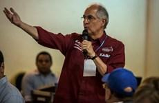 Cơ quan tình báo Venezuela bắt giữ thị trưởng Caracas