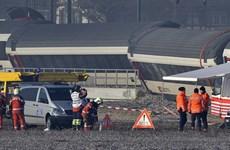 Thụy Sĩ: Hai tàu hỏa đâm nhau, hàng chục hành khách bị thương