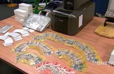 Australia triệt phá một tổ chức làm giấy tờ giả quy mô lớn