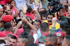 Tổng thống Venezuela lên án âm mưu phá hoại của thế lực đối lập