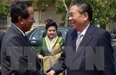 Campuchia và Lào cam kết tăng cường quan hệ hợp tác