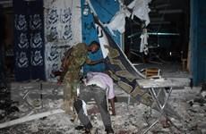 Phiến quân al-Shabaab nã đạn pháo vào Dinh tổng thống Somalia