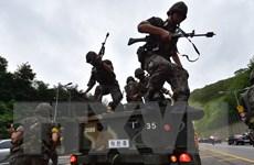 Hàn Quốc và Mỹ bắt đầu các cuộc tập trận chung thường niên