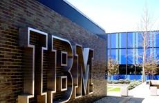 Tập đoàn IBM đặt mục tiêu 40 tỷ USD doanh thu vào năm 2018