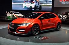 Honda công bố giá bán mẫu xe Civic Type R mới tại Anh