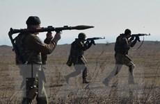 Quân đội Ukraine đang hoàn tất việc rút vũ khí hạng nặng