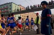 Triều Tiên bỏ lệnh cấm người nước ngoài dự giải chạy marathon