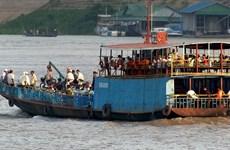 Đắm phà chở khách ở Myanmar, gần 70 người chết và mất tích
