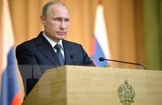 Tổng thống Nga: Palestine có quyền lập nhà nước tại Đông Jerusalem