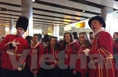 Vietnam Airlines mở đường bay thẳng đến sân bay Heathrow