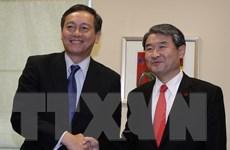 Nhật Bản và Hàn Quốc nhất trí nối lại cuộc đối thoại an ninh