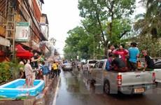 Nhiều hoạt động đặc trưng trong ngày tết cổ truyền của Lào