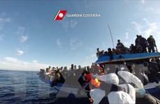 Italy kêu gọi EU họp thượng đỉnh sau vụ 700 người nhập cư thiệt mạng