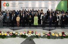 Các nước Á-Phi cam kết chống khủng bố và nạn buôn bán ma túy