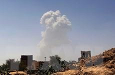Saudi Arabia điều Lực lượng Vệ binh quốc gia tới Yemen