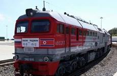 Nga-Triều Tiên đẩy mạnh hợp tác kinh tế, giao thông và năng lượng