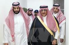 Saudi Arabia tước bỏ quyền thừa kế ngai vàng của Thái tử