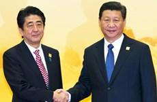 Quan hệ băng giá Trung Quốc-Nhật Bản bắt đầu nồng ấm hơn