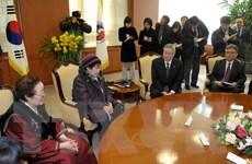 """Hàn Quốc sẽ xây dựng đài tưởng niệm những """"phụ nữ mua vui"""""""