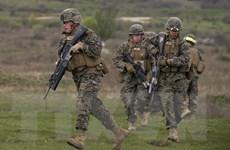 Mỹ bố trí 2.200 lính thủy đánh bộ thường trực tại Tây Ban Nha