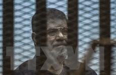Mỹ: Án tử của ông Morsi là hủy hoại niềm tin vào pháp quyền