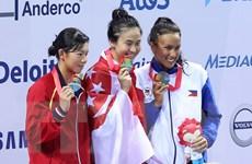 SEA Games 28: Kình ngư Ánh Viên giành thêm Huy chương Bạc