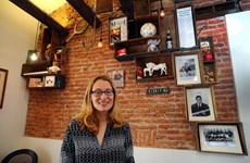Vợ cố ca sỹ Pavarotti mở quán ăn kiêm bảo tàng tôn vinh chồng