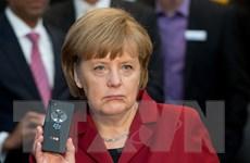 Đức ngừng điều tra nghi án nghe lén Thủ tướng Angela Merkel