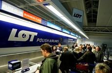 Hãng hàng không quốc gia LOT của Ba Lan bị tin tặc tấn công