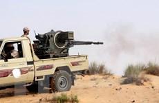 Các chính phủ đối lập Libya tuyên bố không quay lại cuộc hòa đàm
