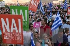 Italy: Eurozone đủ khả năng ứng phó với khủng hoảng Hy Lạp
