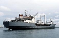 Đội tàu Hải quân Liên bang Nga thăm hữu nghị thành phố Đà Nẵng