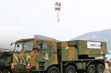 Hàn Quốc bắt đầu triển khai hệ thống phóng rocket đa nòng tự chế