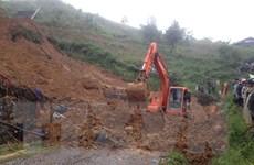 Tìm thấy thi thể nạn nhân cuối cùng của vụ sạt lở đất tại Cao Bằng