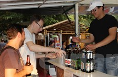 Bia Việt Nam 15 năm đồng hành cùng Liên hoan bia quốc tế Berlin