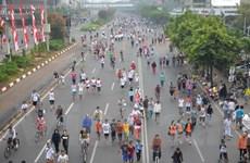 Indonesia tổ chức lễ hội đường phố kỷ niệm ngày thành lập ASEAN
