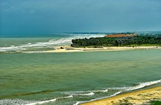 Biển Nhật Lệ lọt tốp 10 thắng cảnh biển hấp dẫn nhất Việt Nam