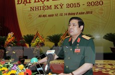 Bộ trưởng Phùng Quang Thanh tiếp đoàn Quân đội New Zealand