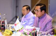Thủ tướng Thái Lan trình danh sách nội các mới lên Nhà vua
