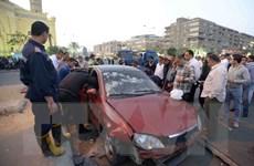 Đánh bom xe gần tòa nhà an ninh quốc gia ở thủ đô Ai Cập