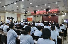 Trung Quốc: Tấn công bằng dao làm bị thương 4 quan chức tòa án