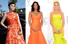 """5 thương hiệu thời trang thường xuyên """"chiếm lĩnh"""" thảm đỏ Emmy"""