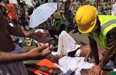 Số người chết trong vụ giẫm đạp ở Mecca đã lên tới con số 717