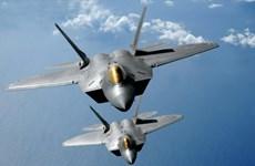 CNN: Vệ tinh Mỹ phát hiện tiêm kích Nga bí mật bay vào Syria