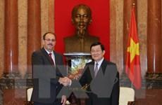 """""""Chuyến thăm của Chủ tịch nước củng cố quan hệ Việt Nam-Cuba"""""""