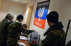 Tổng thống Ukraine: Các cuộc bầu cử ở miền Đông là cần thiết