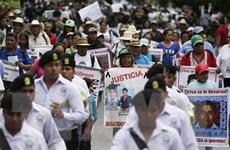 Mexico thành lập Phòng Công tố chuyên tìm kiếm người mất tích