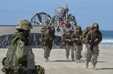Ấn Độ-Mỹ-Nhật Bản sẽ tập trận hải quân chung thường niên