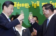 Campuchia nhận khoản viện trợ hơn 150 triệu USD của Trung Quốc